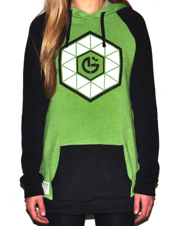 ng-geo-dress-hoody-womens-green-black
