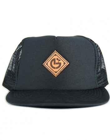 black-trucker-leather